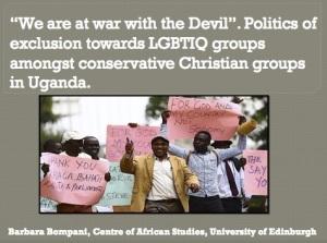 LGBTQ Exclusion